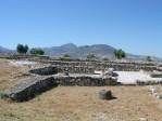 Villa romaine dans la Sierra de Cazorla