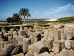 Ruines romaines de Baelo - Plage de Bolonia