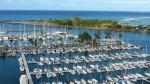 Le front de mer d'Honolulu
