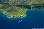Big Island vue du ciel