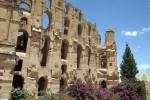 L'amphithéâtre d'El Jem