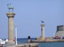 La ville médiévale de Rhodes