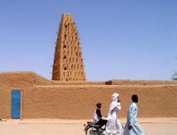 Agadez et sa mosquée