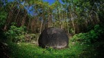 Établissements de chefferies précolombiennes avec des sphères mégalithiques du Diquís