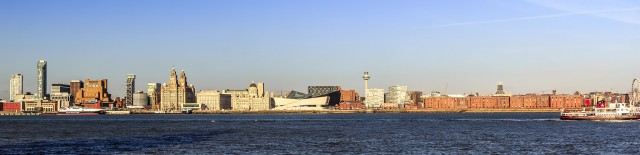 Les docks de Liverpool