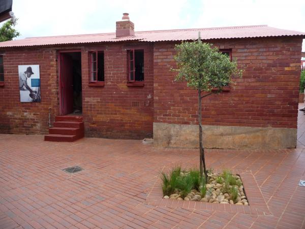 L 39 afrique du sud gauteng soweto la maison de nelson for Agence de bouard la maison des voyages
