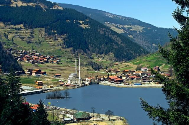 La Turquie : La région de la Mer Noire : Uzungöl, Trabzon - Club des Voyages