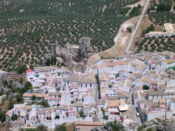 Carte Zuheros Espagne.L Espagne Village De Zuheros Photo Du Village De Zuheros