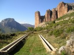 Photo des Mallos de Riglos (Aragon)