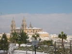 JAEN : Photo de la ville de Jaen (Andalousie)