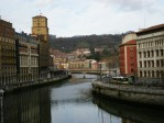Photo de la ville de Bilbao (Pays Basque)