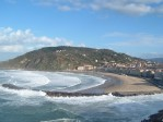 Photo de la ville de Saint-Sebastien (Pays Basque)