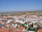 Photo de la ville d'Olivenza (Estremadure)