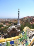 Photo du Parc Güell à Barcelone (Catalogne)
