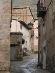 Photo d'Albarracin (Aragon)