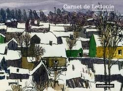 Carnet de Lettonie