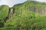 Cascades, îles Flores