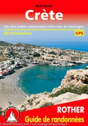 Crète : guide de randonnées