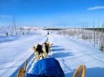 Pot de départ de l'expédition Canada - Alaska