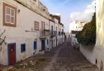Ibiza : rue de San José dans la Dalt Vila