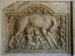 La louve romaine dans l'église de Maria Saal