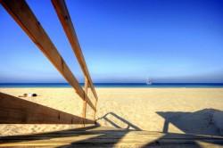 La plage de Tarifa