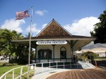 Lahaina train station