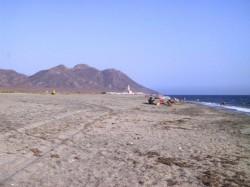 Le Cabo de Gata en Andalousie