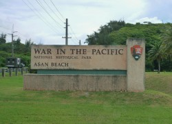 Le War in the Pacific National Historical Park