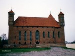 Le château de Lidzbark en Warmie