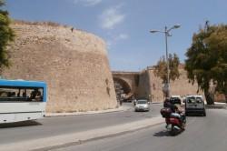 Le code de la route en Crète