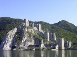 Le fort de Golubac