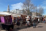 Le marché au puces de Waterlooplein