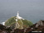 Le phare de South Stack, Holyhead