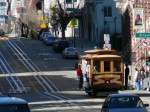 Le tramway sur California street
