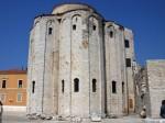 L'église Saint-Donat à Zadar