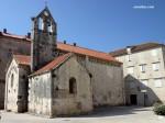 L'église Sainte Barbara à Trogir