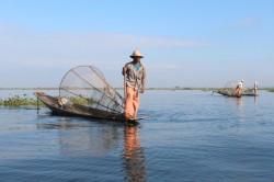 Les pêcheurs Inthas
