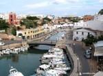 Minorque, le port de Ciutadella