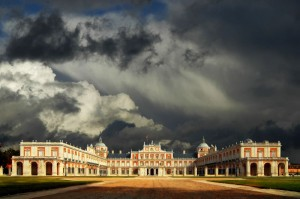 Palais Royal d'Aranjuez à Madrid