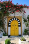 Portes traditionnelles de Tunisie