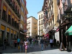 Itinéraire de promenade dans le Vieux Madrid