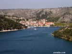 Skradin, l'antique Scardona