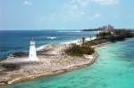 Un phare sur Paradise Island