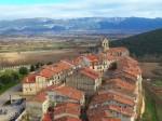 Village de Frias dans la province de Burgos
