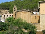 Photo du village d'Uncastillo (Aragon)