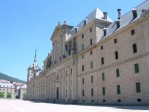 ESCORIAL : Photo du Palais Royal de San Lorenzo de el Escorial (Communauté Autonome de Madrid)