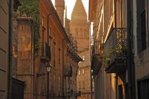 Rue de Saint Jacques de Compostelle