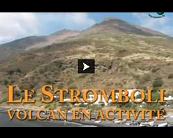 Les îles éoliennes : le Stromboli