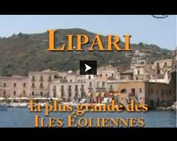 Les îles éoliennes : Lipari